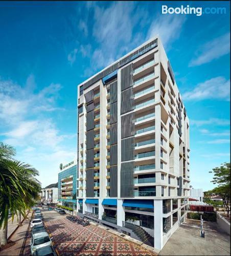 Amplio apartamento en George Town. ¡74m2!.