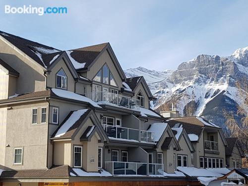 Perfect 1 bedroom apartment in Canmore.