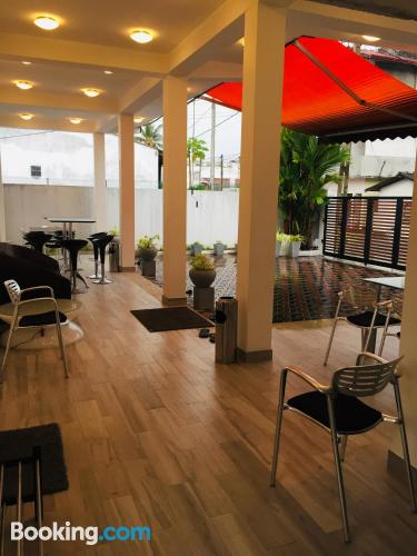 Apartment in Negombo for 2 people.
