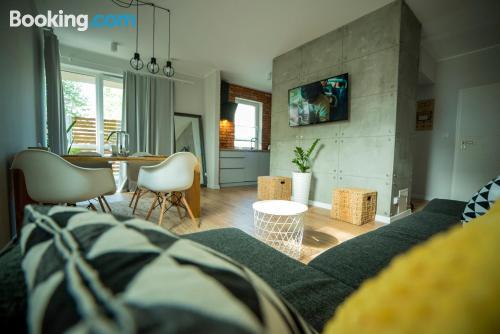 Apartamento con wifi en Ostróda
