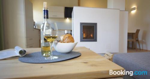Amplio apartamento en Breitenberg con internet
