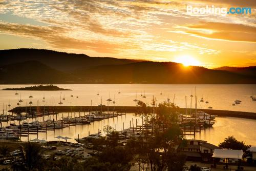 Experience in Airlie Beach with terrace