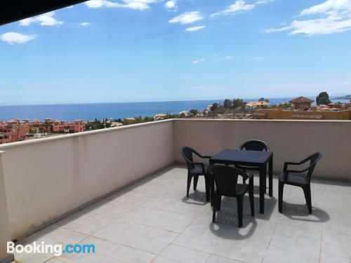 Pets allowed 1 bedroom apartment. Enjoy your terrace