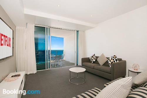 Apartment with wifi in Gold Coast.