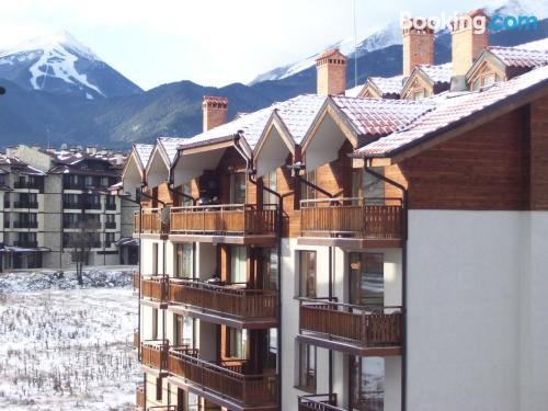 One bedroom apartment in Bansko.