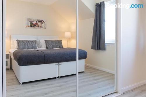 Apartamento de una habitación en Troon