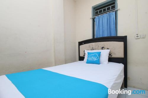 1 bedroom apartment place in Mataram. Convenient for one person.