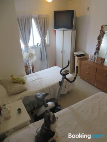 Apartamento de dos habitaciones en Puerto Madryn. ¡Perfecto!