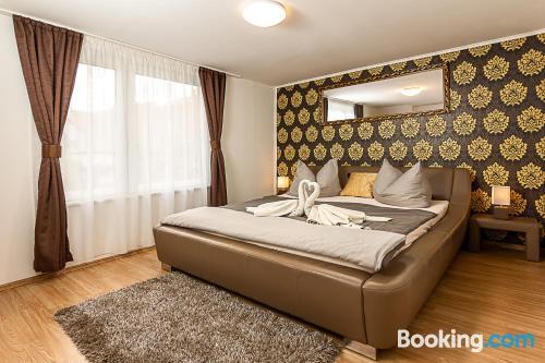Apartamento de 30m2 en Kőszeg con wifi.