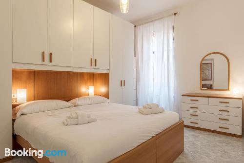 Experience in Rome with heating and wifi