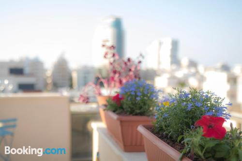 1 bedroom apartment apartment in Tel Aviv. For 2 people.