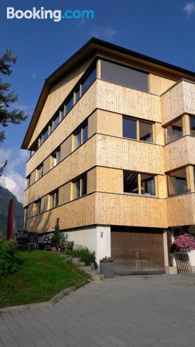 Apartment for two in Schnepfau with terrace