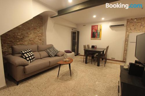 Good choice 1 bedroom apartment in best location of Amposta.