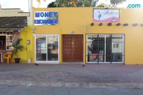 Apartamento para dos personas en Cozumel con conexión a internet