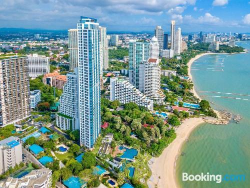 Ideal apartamento de una habitación en Pattaya North