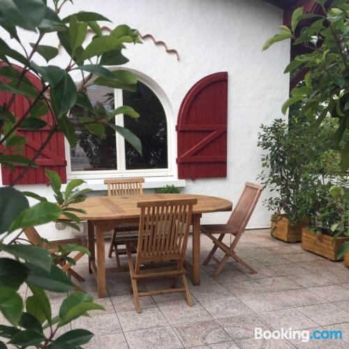 Large apartment in La Teste-de-Buch with terrace!.