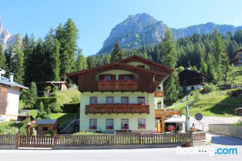 Home in Selva di Cadore. For 2 people