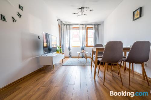 Espacioso apartamento en zona inmejorable en Blagoevgrad.