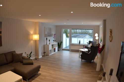 Apartamento de 110m2 en Kiel con wifi