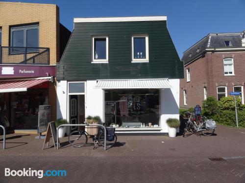 Apartamento con wifi en Ouderkerk Aan De Amstel
