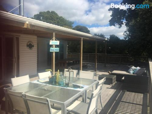Apartment with terrace in Mangawhai.