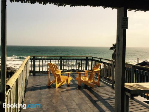 Apartment with terrace. Enormous and in great location