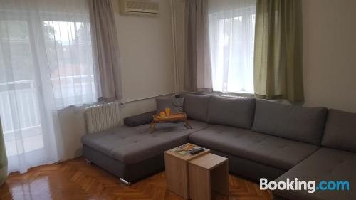 Place in Novi Sad. Convenient for 6 or more!.