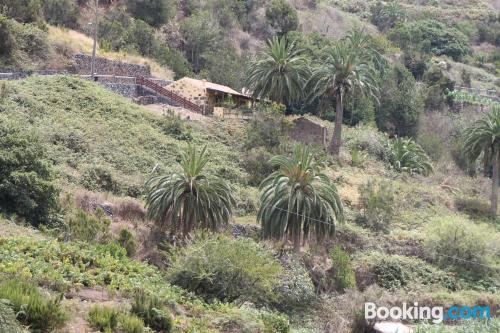 Agulo from your window! With terrace