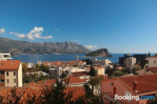 Place for two in Budva.