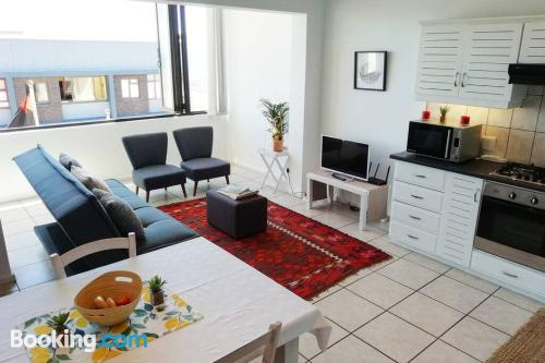 1 bedroom apartment place in Mossel Bay. Cute!.