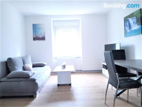 1 bedroom apartment apartment in Saint-Louis. For two people.