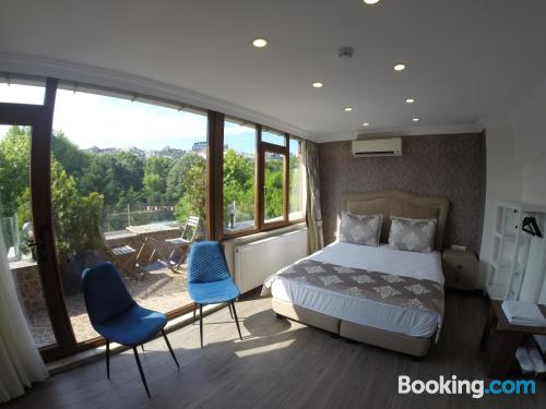 Home for couples in Istanbul. 25m2!