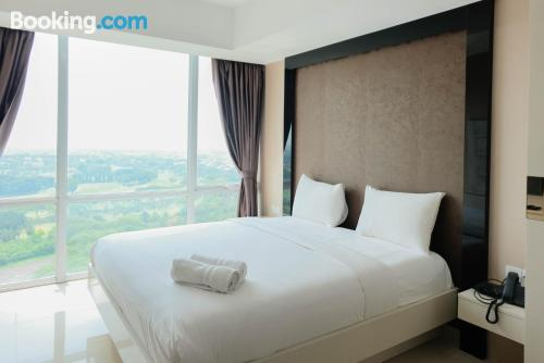 Apartment for couples in Tangerang. Great!.