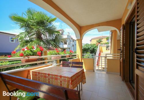 Amplio apartamento en Novigrad Istria