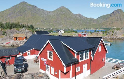 Apartamento de 100m2 en Sennesvik. Ideal para cinco o más