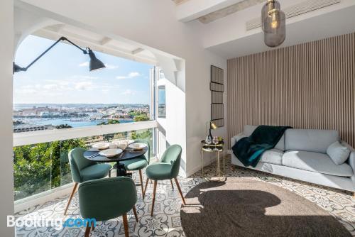 One bedroom apartment apartment in Valletta. Internet!.