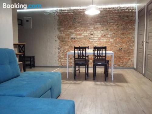 Apartamento de 46m2 en Polatsk ideal para familias.