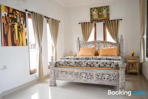 Cuco apartamento dos personas en Padangbai