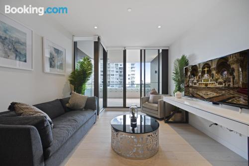 Cómodo apartamento de dos dormitorios en Sidney