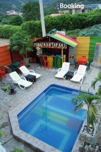 Apartamento apto para niños en Taganga ideal dos personas