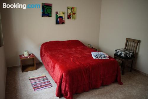Good choice one bedroom apartment with internet.