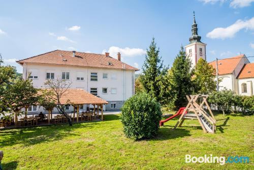 Apartamento para uno en Zagreb. ¡Internet!
