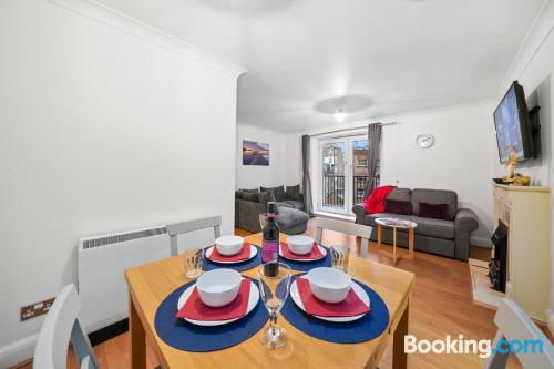 One bedroom apartment place in Londonin best location.