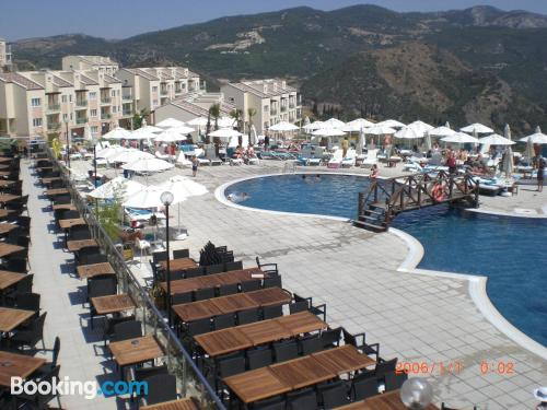 Child friendly place in Kusadasi for couples