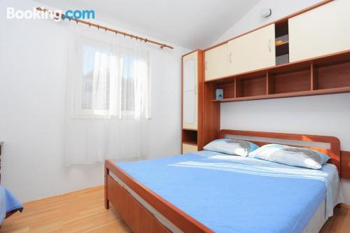 Apartamento de 22m2 en Trogir de apartamento de una habitación.