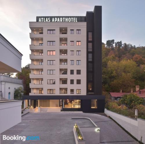 Apartamento con vistas en Piatra Neamt.