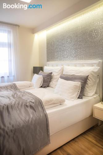 Apartamento de 36m2 en Gyor con conexión a internet