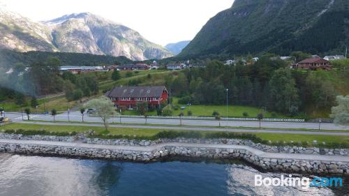 Spacious place in Eidfjord.