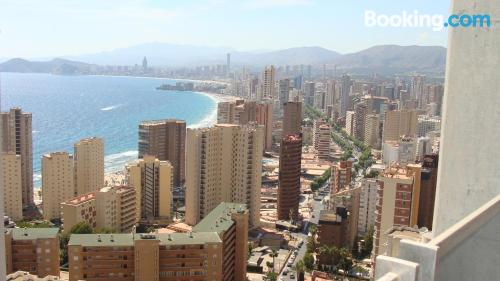 Place with terrace in Benidorm.