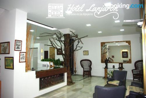 Home with terrace in perfect location of Lanjarón